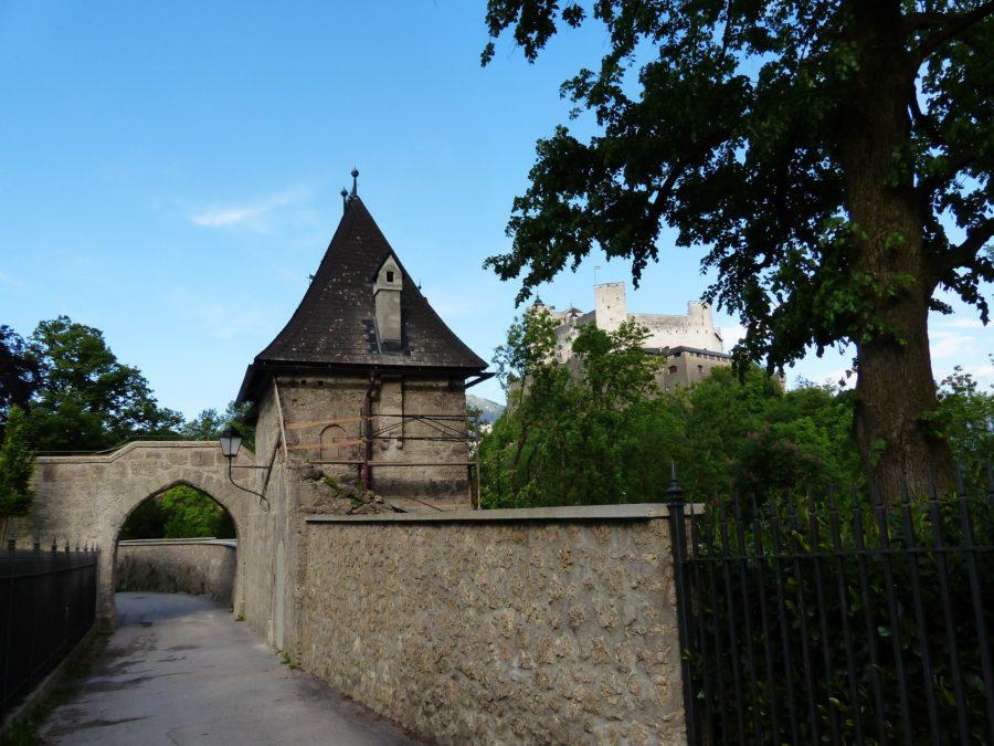 Festungsanlage Salzburg