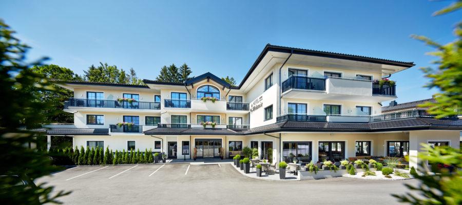Wohlfühlhotel Melanie in Wals in Salzburg