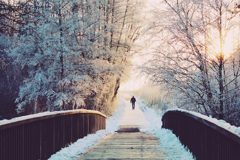 Winterwanderungen rund um Salzburg