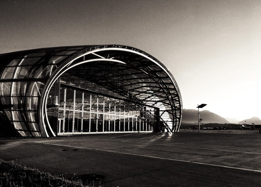 Der Hangar 7 in Salzburg