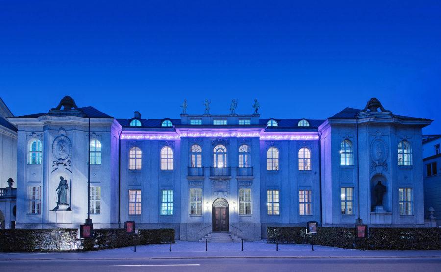 Das Mozarteum