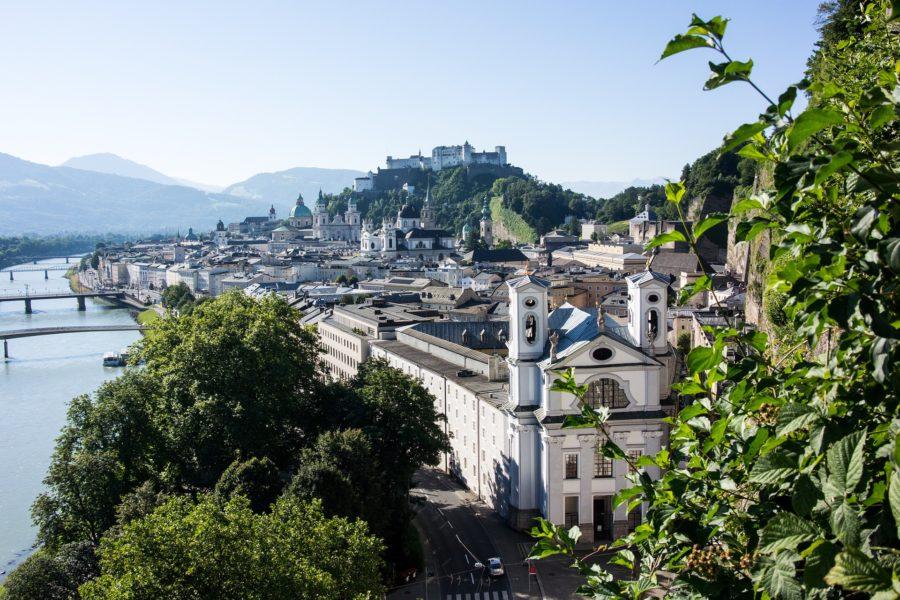 Salzburg erblüht