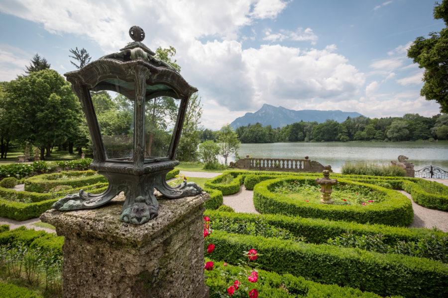Schlossgarten Leopoldskron