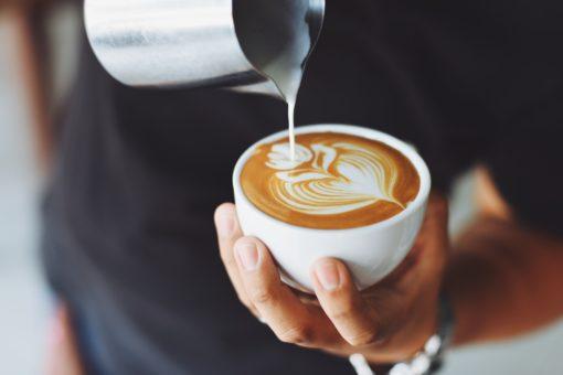 Kaffeegenuss im Café 220 Grad