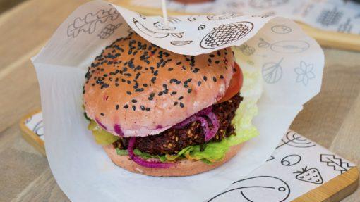 Veggi Burger Salzburg