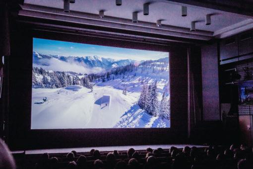 Kinosaal Das Kino