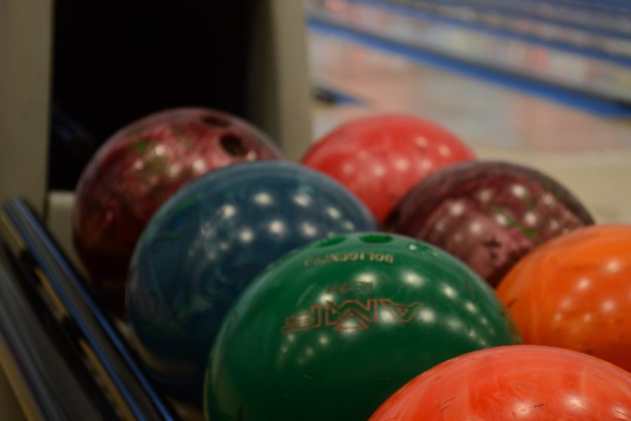 Bowling Kugeln