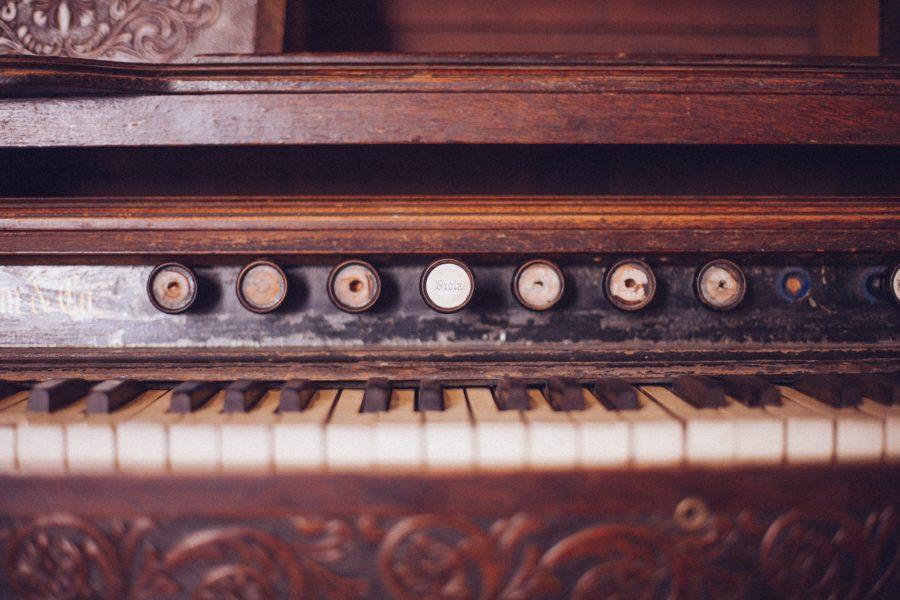 Mozart Klavier